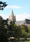 Meung-sur-Loire, collégiale Saint-Liphard