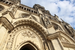 Orléans, Kathedrale Sainte-Croix