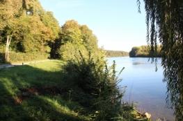Seine-Ufer bei Bois-le-Rois
