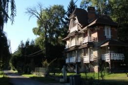 Villa am Seine-Ufer