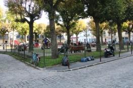 Spielplatz in Versailles
