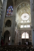 Kathedrale in Senlis