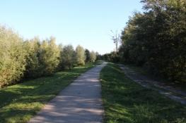 Radweg zwischen Verberie und Compiègne