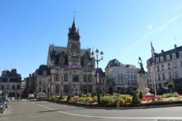 Rathaus in Compiègne