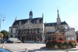 Rathaus in Noyon