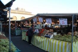 Versailles, Marktstand