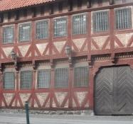 Smukt hus fra det 17. årh. i Køges centrum/Beautiful 17th century house in Koege town centre