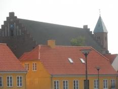 Maribo domkirke hørte tidligere til et birgittinerkloster/Maribo cathedral belonged to a convent