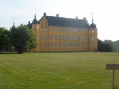 Herregården Krenkerup på Lolland/The manor of Krenkerup on the island of Lolland