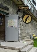 Radbuttler in Villach - direkt am Radweg