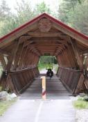 Brücke über den Rosenbach