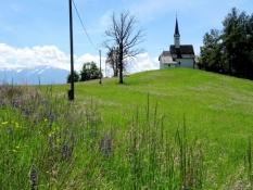 Kirche in Sankt Lorenzen