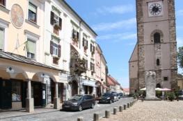 Altstadt von Ptuj