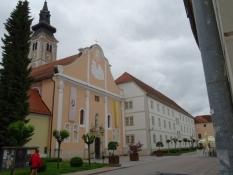 Kathedrale in Varaždin