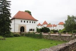 Burg in Varaždin