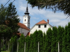 Kloštar Podravski, Pfarrkirche
