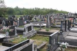 Friedhof in Podravske Sesvete