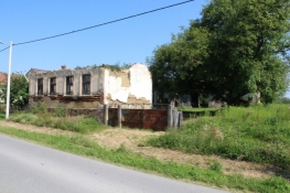 Verfall in kleineren Dörfern