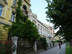 Osijek, Europska avenija