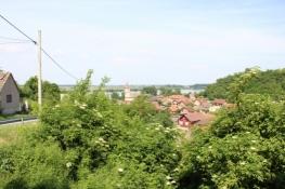 Blick auf Šarengrad