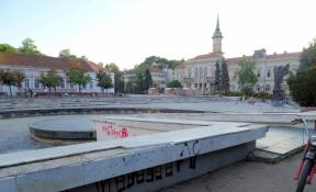 Hauptplatz in Bečej
