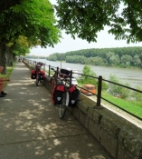 Am Theiß-Ufer in Senta