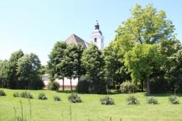 Kirche in Tiszaalpár
