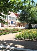Park in Tiszakécske