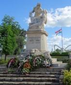 Denkmal in Szolnok