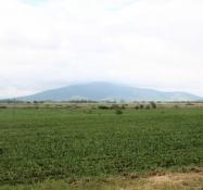 Der erste Berg seit 1000 Kilometern