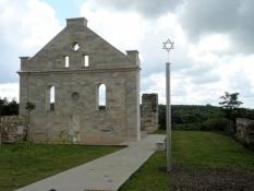 Holocaust-Denkmal in Olaszliska
