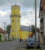 Kirche in Olaszliska