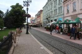 In Košice ist City-Festival