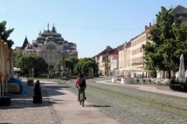 Hlavná (Hauptstraße) in Košice