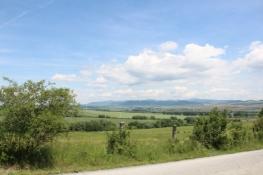 Blick über das Torysa-Tal