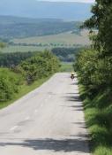 Abfahrt ins Torysa-Tal