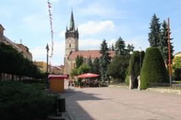 Hlavná (Hauptstraße) in Prešov