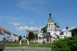 Orthodoxe Kirche in Prešov