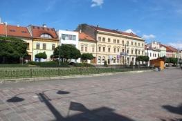 Hlavná in Prešov