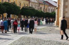 Hochzeit in Prešov