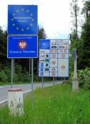 Slowakisch-polnische Grenze