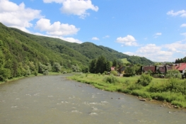 Im Poprad-Tal bei Piaski