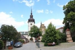 Klarissenkloster in Stari Sącz