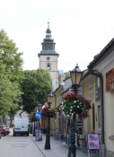 Pfarrkirche in Stari Sącz