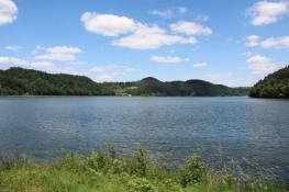 """Stausee """"Jezioro Czchowskie"""""""