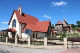 Kirchen in Rajbrot