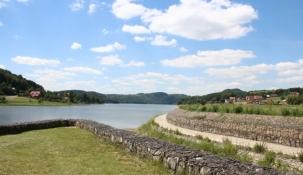 """Stausee """"Jezioro Rożnowskie"""""""