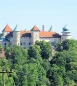 Burg in Nowy Wiśnicz