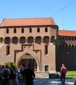 Florianstor in Krakau