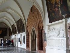 Kreuzgang des Dominikanerklosters